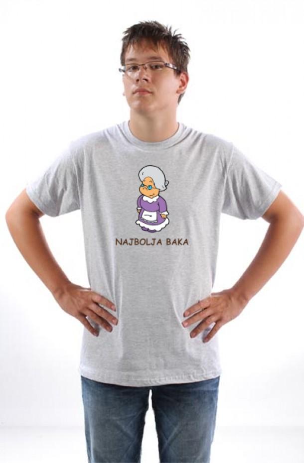 T Shirt Najbolja Baka Shopping Bags Shopping Bags