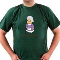 T-shirt Najbolja baka - Shopping bags