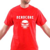 T-shirt Nerdcore