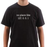 T-shirt No Place Like
