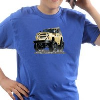 T-shirt Offroad