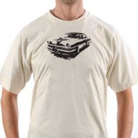 T-shirt Old Car