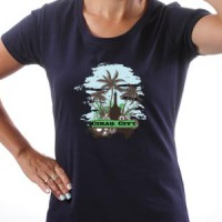 T-shirt Palmic