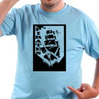T-shirt Pirates