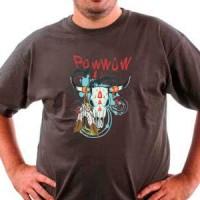T-shirt Powwaw Indians