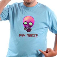 T-shirt Psychedelic Trance