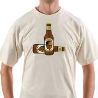 T-shirt Putin Beer