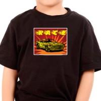 T-shirt Race Car