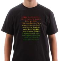 T-shirt Reggae Music