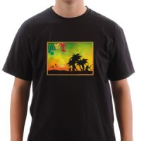 T-shirt Reggae Summer