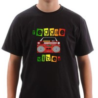 T-shirt Reggae Vibes