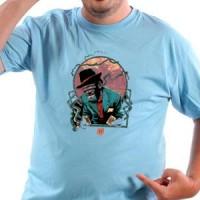 T-shirt Robo Poker