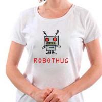 T-shirt Robothug