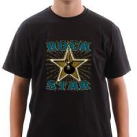 T-shirt Rock Star
