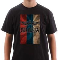 T-shirt SERBIA