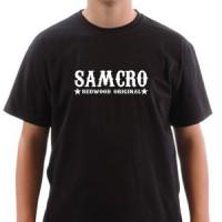 T-shirt Samcro