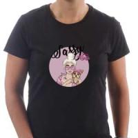 T-shirt Sassy since birth by Jvncc (Black)