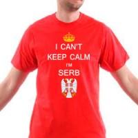 T-shirt Serb