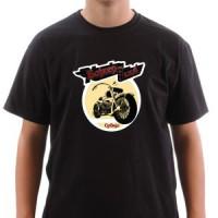 T-shirt Serbian Biker