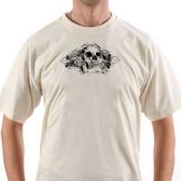 T-shirt Skull 10