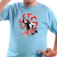 T-shirt Slavic warrior