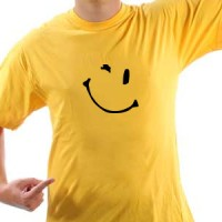 T-shirt Smiley 05