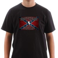 T-shirt Southern Metal