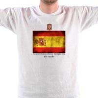 T-shirt Spain Team