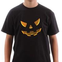 T-shirt Spooky Face