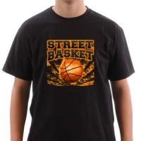 T-shirt Street Basket