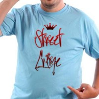 T-shirt Street Crime