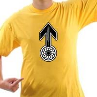 T-shirt Sunwheel