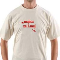 T-shirt T-shirt for 1.may