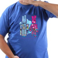 T-shirt Take Us To Your Leader