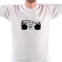 T-shirt Tape Recorder