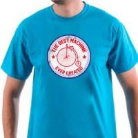 T-shirt The Best Machine
