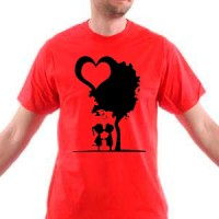 T-shirt The motive for Valentine's Day 27