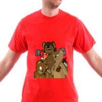 T-shirt Three Bear