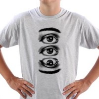 T-shirt Three eye