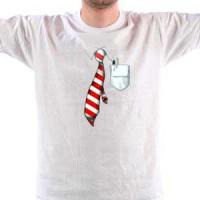 T-shirt Tie | Necktie