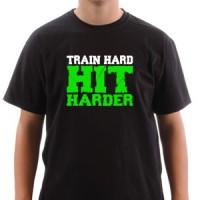 T-shirt Train Hard