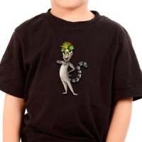 T-shirt Tsirt lemur