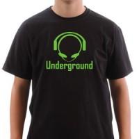T-shirt Underground