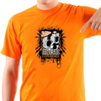 T-shirt Urban Music