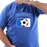 T-shirt Uruguay Football