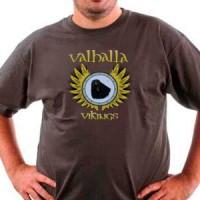 T-shirt Valhalla Vikings