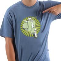 T-shirt Vespa Motor