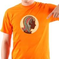 T-shirt Virgo