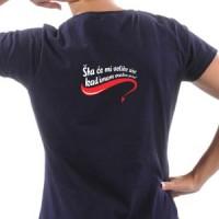 T-shirt What Will My Big Tits