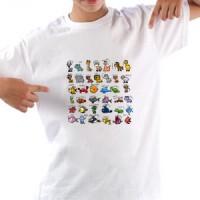 T-shirt Wild Animals